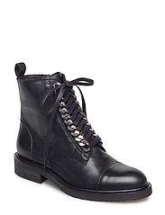 BOOTS - BLACK CALF 60