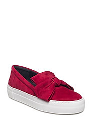 SHOES - DARK RED 1227 SUEDE 59