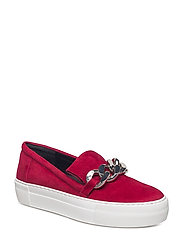 SHOES - RED 1227 SUEDE 59