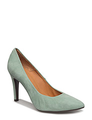 PUMPS - MINT SUEDE 511
