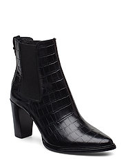 Boots 7792 - BLACK CROCO 40 X