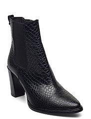 Boots 7792 - BLACK YANGO 10