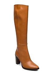 Long Boots 7793 - COGNAC 456 CALF 85