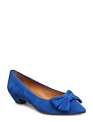 SHOES 8029 - BLUE 969 SUEDE 511