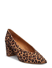 PUMPS 8046 - LEOPARDO SUEDE 542