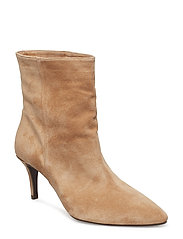 BOOTS - BEIGE CHAMEAU SUEDE 577