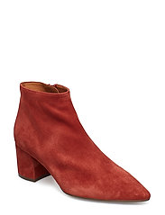 BOOTS 8099 - BRICK OREGON SUEDE 566