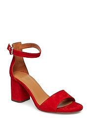 SANDALS 8123 - SUMMER RED 1577 SUEDE 57