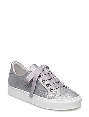 SHOES - SILVER GLITTER 993