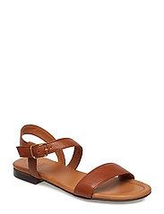 Sandals 8714 - COGNAC 5144 BUFFALO/GOLD 86