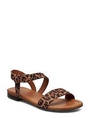 3b3841f7 Billi Bi Sandals 8714 (Leopardo Suede 542), 349.50 kr | Stort udvalg ...
