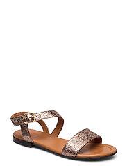 Sandals 8714 - ROSE METALLOC 008
