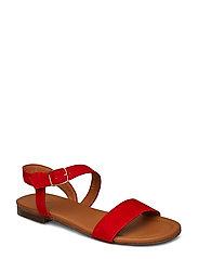 SANDALS 8714 - SUMMER RED 1577 SUEDE 57