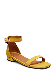SANDALS 8715 - YELLOW 1795 SUEDE 55