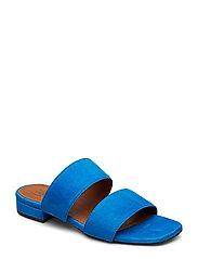 SANDALS 8716 - BLUE MEDITERRANEO SUEDE 511