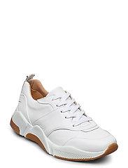 Sport 8840 - WHITE NAPPA/ CAMEL.SOLE 773