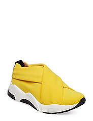 SHOES 8842 - YELLOW LYCRA 955