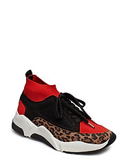 SHOES - LEOPARDO/BLACK COMB. 542