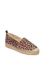 SHOES - LEOPARDO SUEDE 541