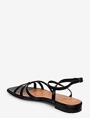 Billi Bi - Sandals 14103 - flate sandaler - black nappa 70 - 2