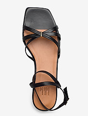 Billi Bi - Sandals 14103 - flate sandaler - black nappa 70 - 3