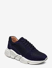 Billi Bi - Sport 14261 - chunky sneakers - navy blue comb. 151 - 0