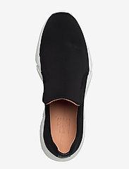 Billi Bi - Sport 14281 - slip-on sneakers - black lycra 10 - 3