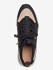 Billi Bi - Sport 14871 - sneakers med lav ankel - black rubber/gold 420 - 3