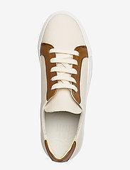 Billi Bi - Sport 18604 - sneakers med lav ankel - off white recycled cotton 43 - 3