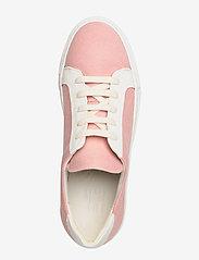 Billi Bi - Sport 18604 - sneakers med lav ankel - lt.pink recycled cotton 48 - 3