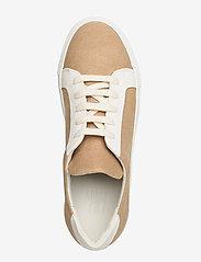 Billi Bi - Sport 18604 - sneakers med lav ankel - beige recycled cotton 42 - 3