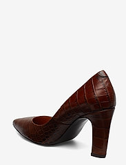 Billi Bi - Pumps 3333 - klassiset piikkikorkokengät - brown copico croco 46 - 2