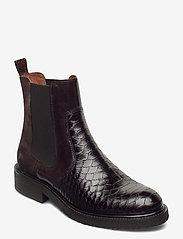 Billi Bi - Boots 3520 - chelsea boots - t.moro 490 polo/br35.snake 265 - 0