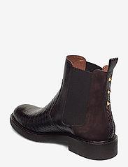 Billi Bi - Boots 3520 - chelsea boots - t.moro 490 polo/br35.snake 265 - 2