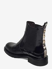 Billi Bi - Boots 3520 - chelsea boots - bl.lizard/polido/snake 393 - 2