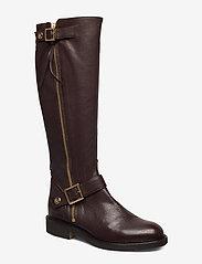 Billi Bi - Long Boots 3534 - pitkävartiset saappaat - t.moro kenya buffalo 852 - 0