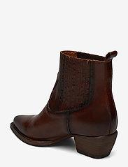 Billi Bi - Boots 3610 - enkellaarsjes met hak - old iron cognac 86 - 2