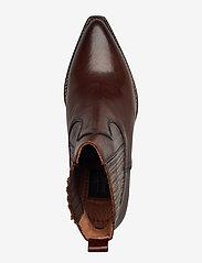 Billi Bi - Boots 3610 - enkellaarsjes met hak - old iron cognac 86 - 3