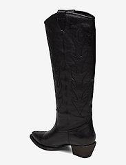 Billi Bi - Long Boots 3614 - pitkävartiset saappaat - black nappa 70 Å - 2