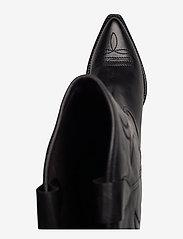 Billi Bi - Long Boots 3614 - pitkävartiset saappaat - black nappa 70 Å - 3