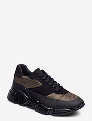 Billi Bi - Sport 3660 - sneakers med lav ankel - army/black comb.556 - 0