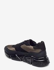 Billi Bi - Sport 3660 - sneakers med lav ankel - army/black comb.556 - 2