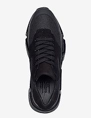 Billi Bi - Sport 3660 - sneakers med lav ankel - black comb/black sole - 3