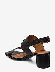 Billi Bi - Sandals 4032 - høyhælte sandaler - black buffalo 800 - 2