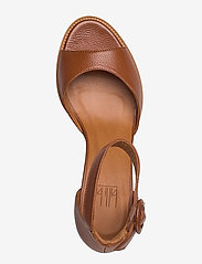Billi Bi - SHOES - høyhælte sandaler - cognac 5144 buffalo 850 - 3