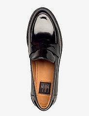 Billi Bi - Shoes 4110 - mokasiner - black polido 900 - 3
