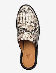 Billi Bi - Shoes 4114 - mules & slipins - off white snake 33 - 3