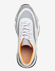 Billi Bi - Sport 4260 - chunky sneakers - grey/white/orange comb.537 - 3