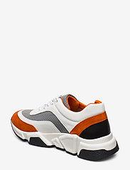 Billi Bi - Sport 4260 - chunky sneakers - orange/white/grey comb.573 - 2
