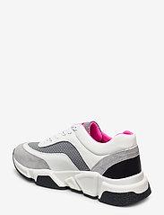 Billi Bi - Sport 4260 - chunky sneakers - grey/white/pink comb.539 - 2